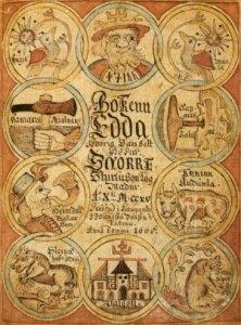 17th century version of Snorri's great work.