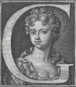 Engraving from a self-portrait, published in two of her works. - See more at: http://www.historytoday.com/yvonne-seale/first-female-anglo-saxonist#sthash.sJI8NdRP.dpuf
