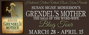 Visit this page to find out more: http://hfvirtualbooktours.com/grendelsmotherblogtour/