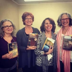 Susan S. Morrison, Jill Kandel, Tammy Hetrick, and Barbara A Stark-Nemon.
